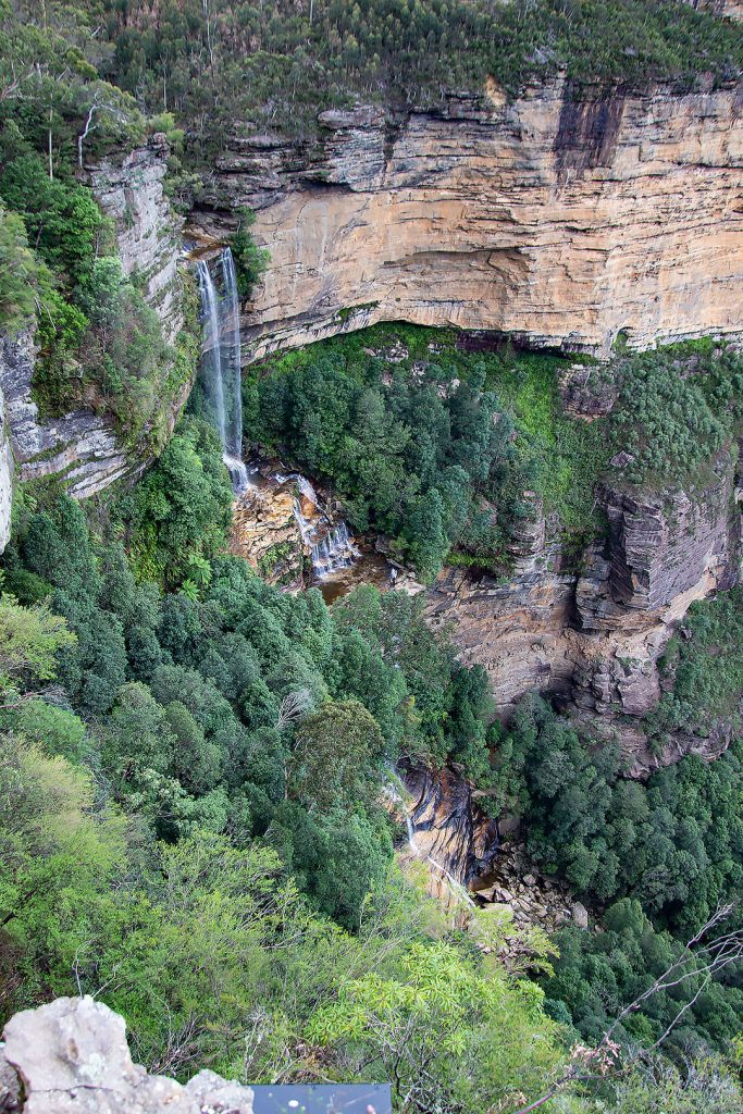 Katoomba Falls in den Blue Mountains