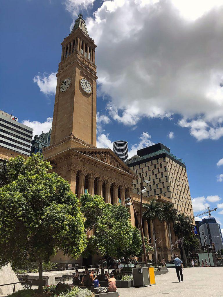 Brisbane an der Ostküste