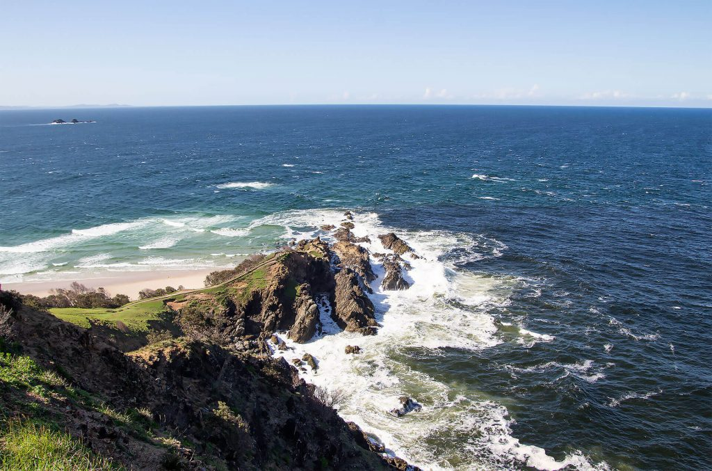 Cape Byron an der Ostküste