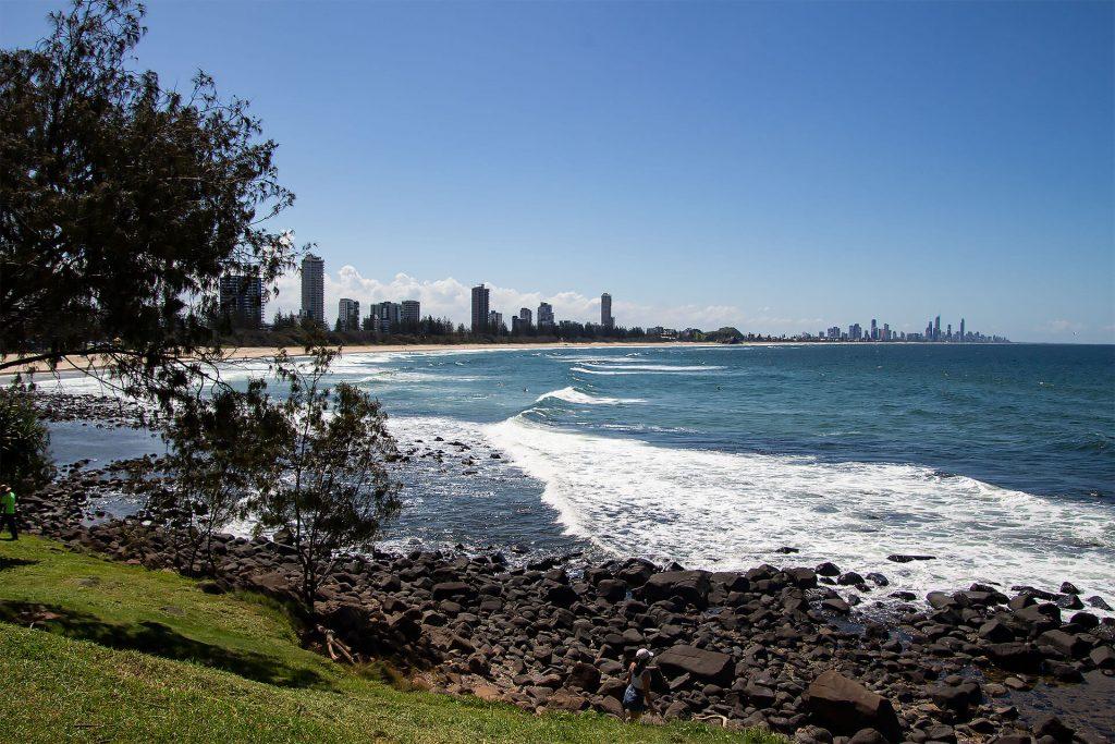 Skyline von Surfers Paradise