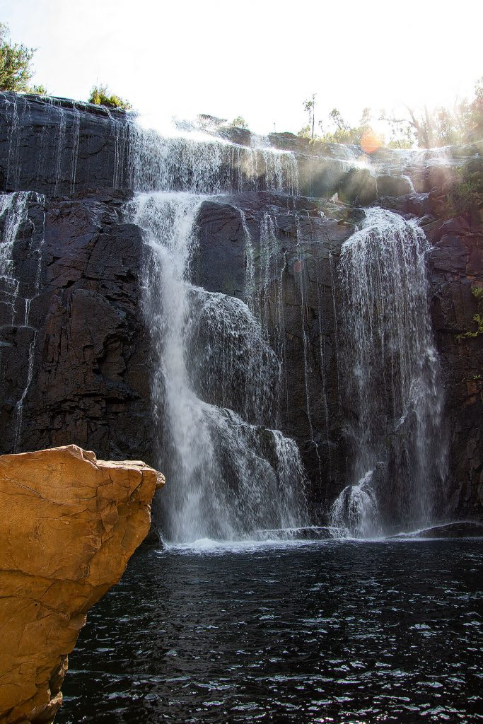 MacKenzie Wasserfälle