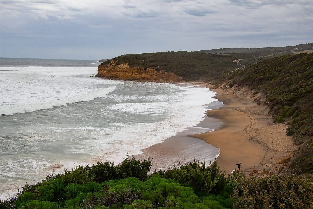 Bells Beach an der Great Ocean Road