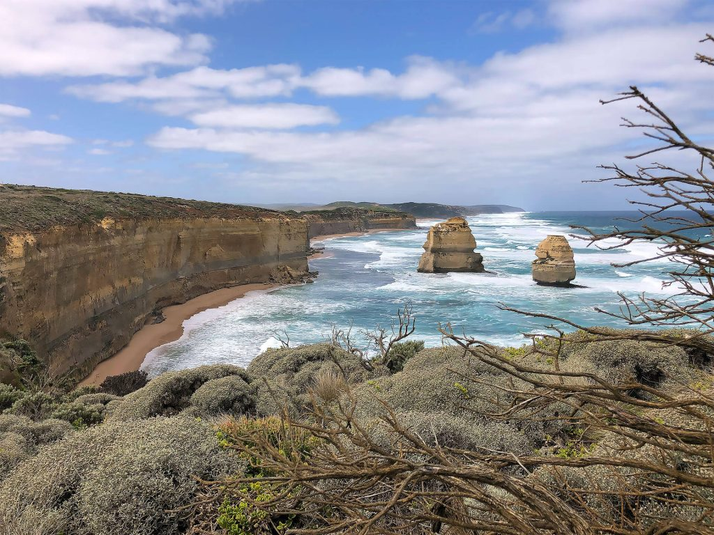 Twelve Apostles an der Great Ocean Road