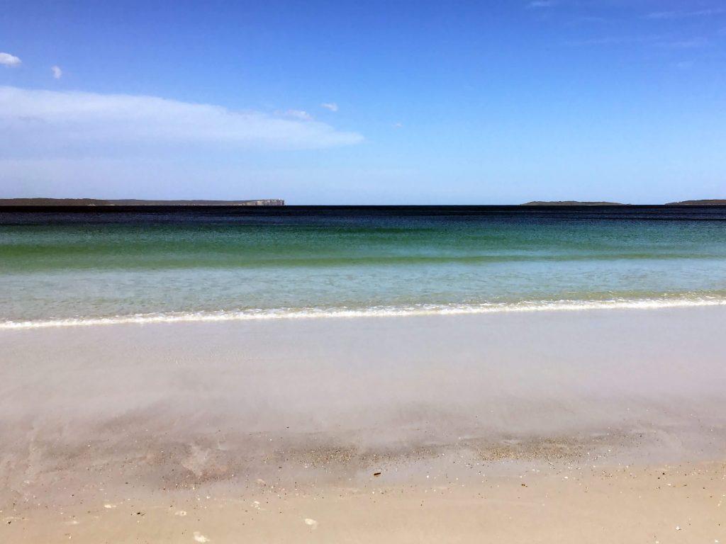 Greenfields Beach in der Jervis Bay