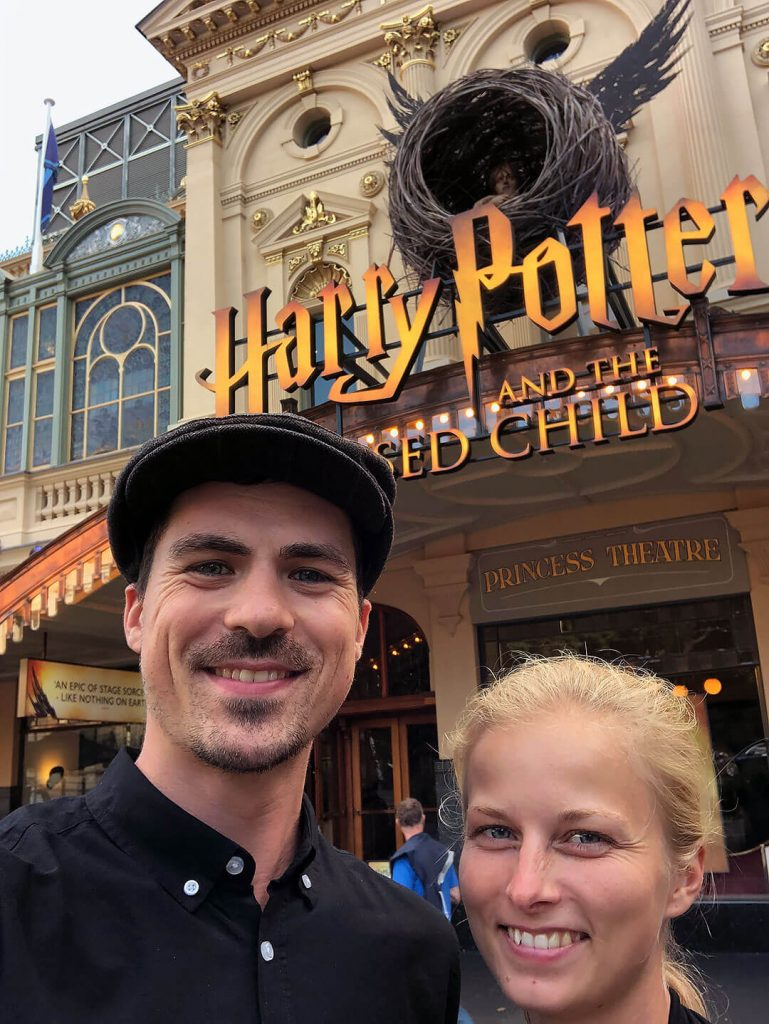 Harry Potter and the Cursed Child - Princess Theatre
