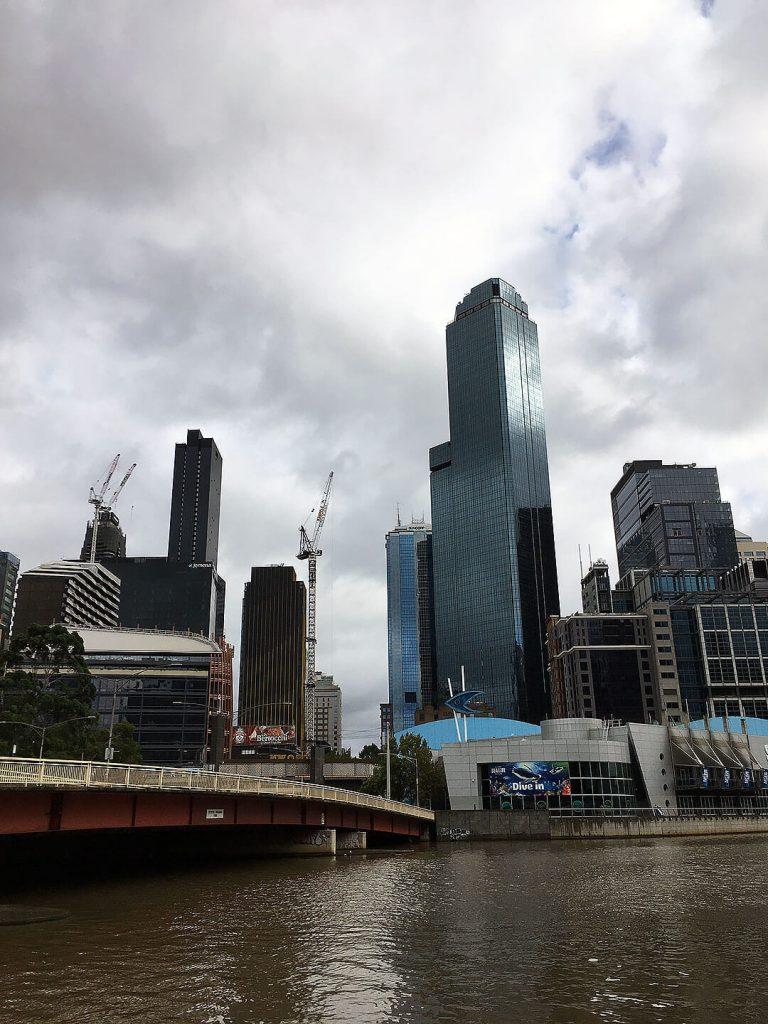 Rialto Tower in Melbourne