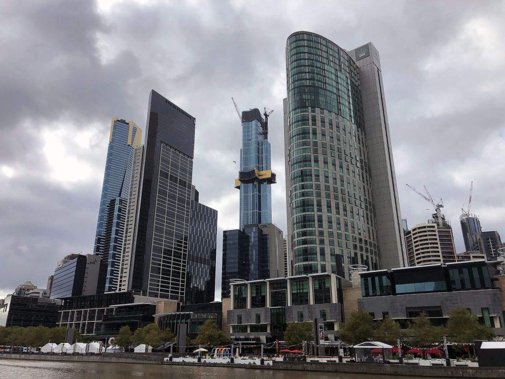 Southbank von Melbourne
