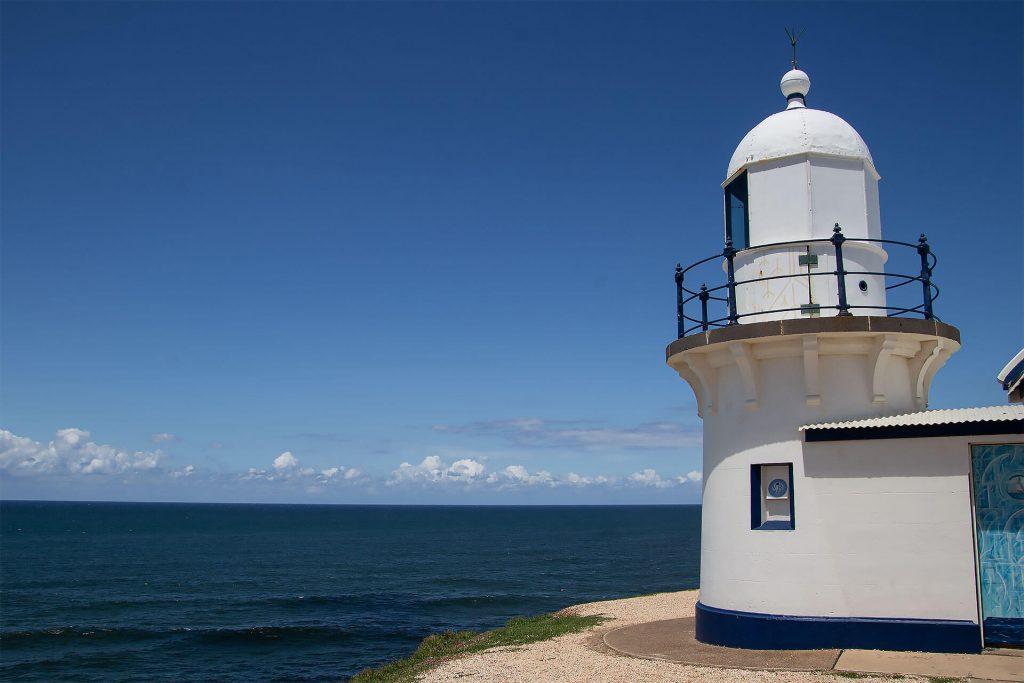 Leuchtturm in Port Macquarie