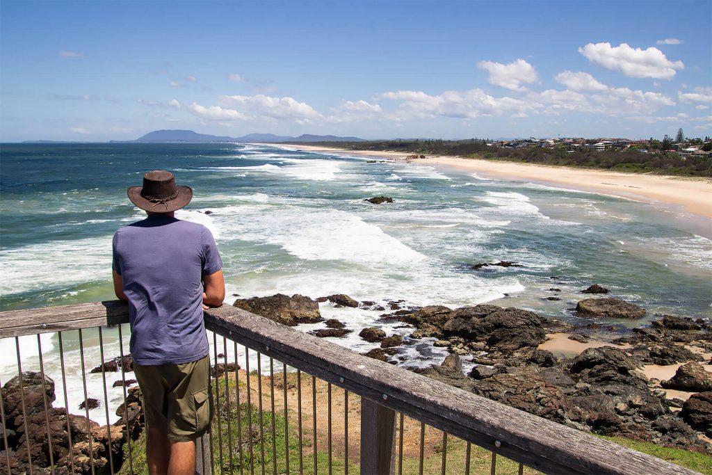 Berti in Port Macquarie an der Ostküste