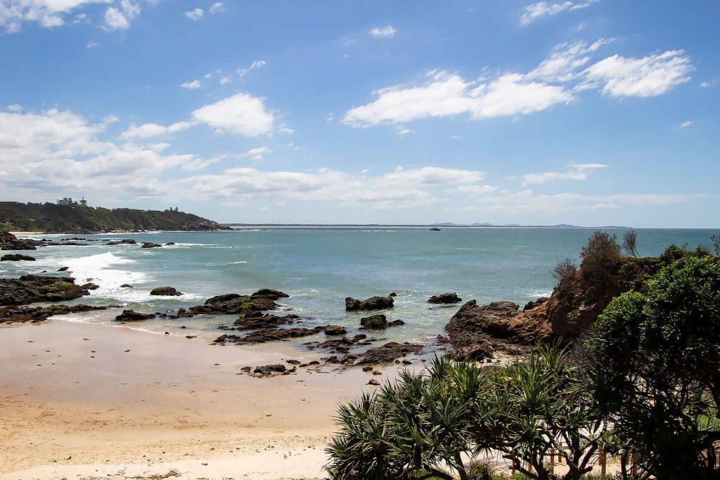 Port Macquarie an der Ostküste