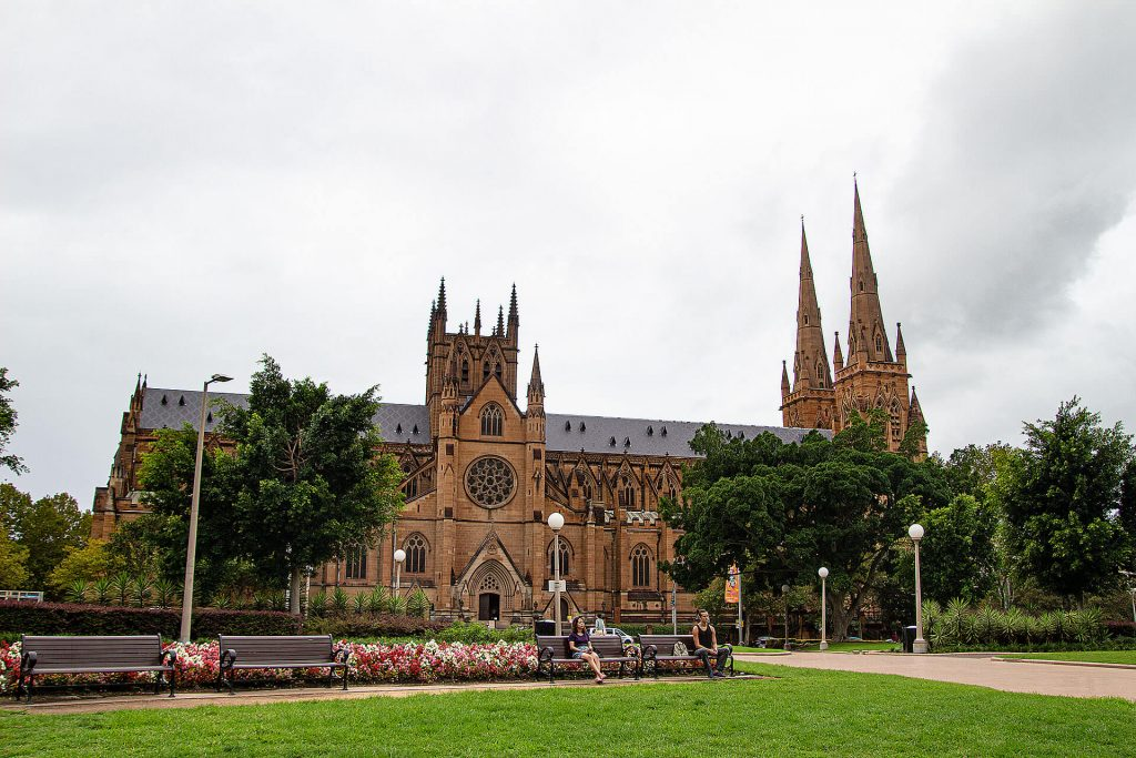 St. Marys Cathedral