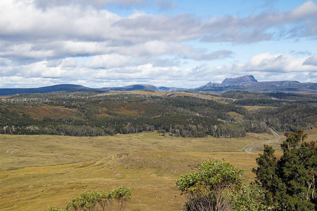 Der wilde Westen von Tasmanien