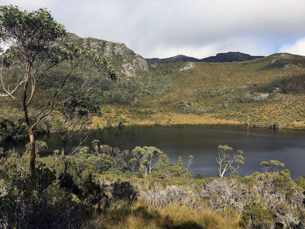 Lake Lilla in Cradle Mountain
