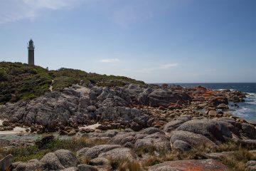 Tasmanien Eddystone Leuchtturm